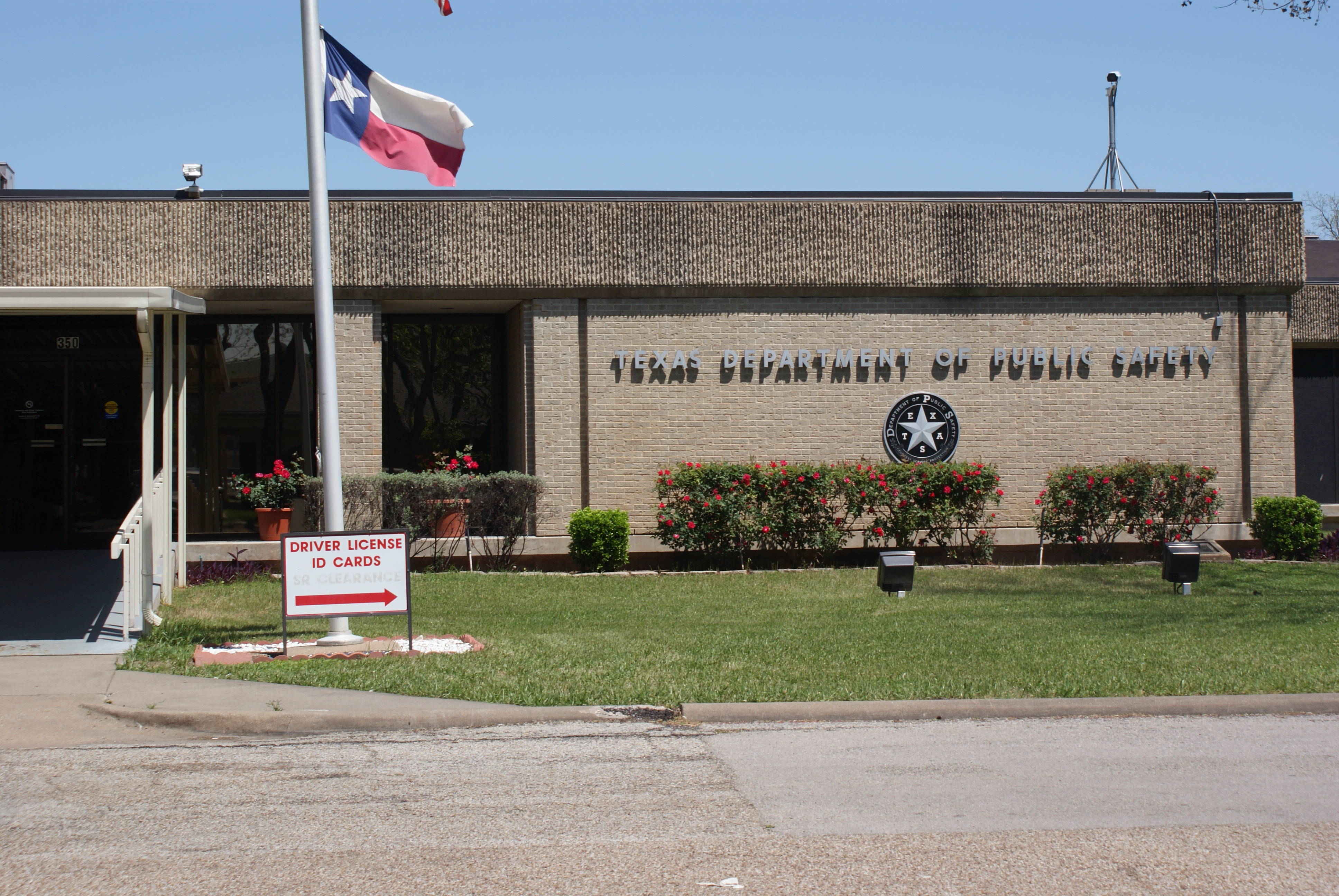 texas occupational drivers license application form